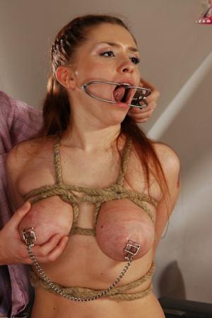 Huge Tit Bondage