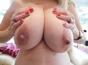 Huge Tits Close Up