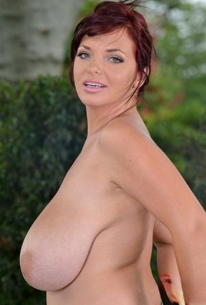 Huge Hanging Tits