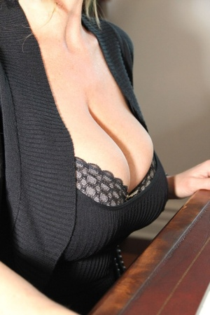 Huge Tits Clothed