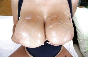 Huge Tits Cum