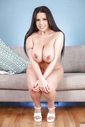 Huge Tits Pornstar