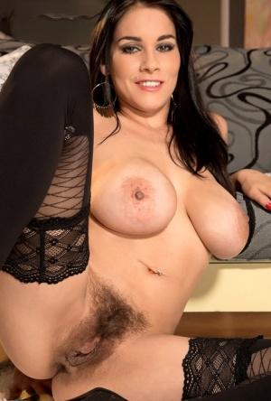 Huge Tits Brunette