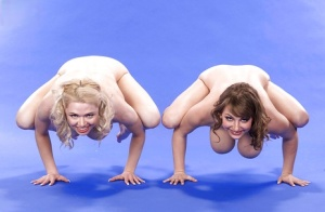 Huge Flexible Tits